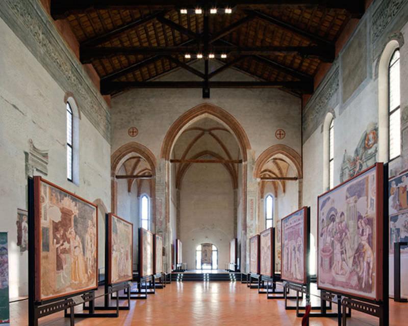 Museo Santa Caterina Treviso