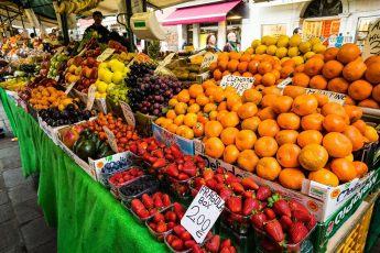 Mercato alimentare Veneto