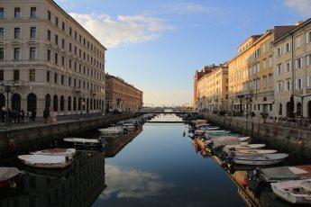 Trieste itinerario letterario
