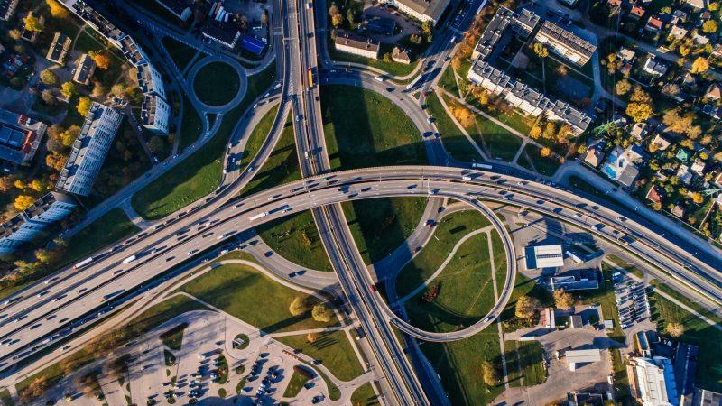 mobilità sostenibile - strade