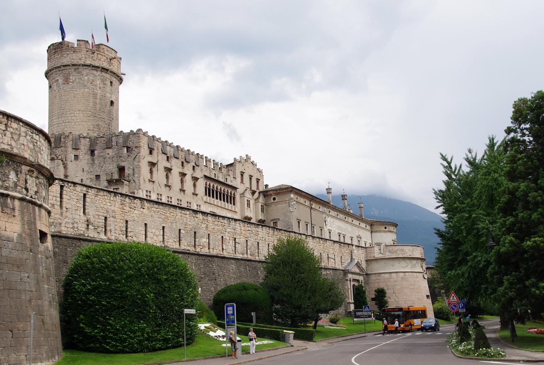 Castello Buonconsiglio Trento