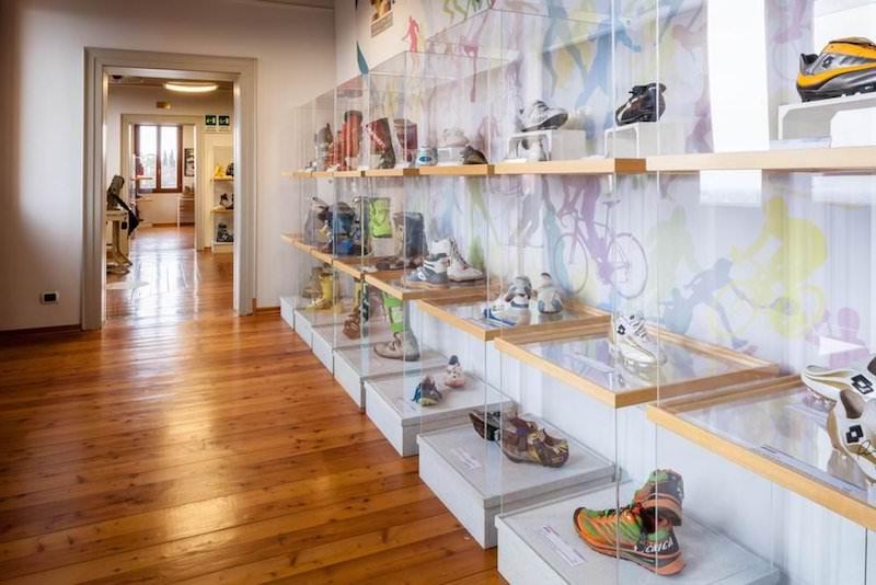 Musei particolari in Triveneto - Museo dello Scarpone a Montebelluna