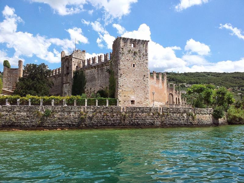 Torri del Benaco lago di Garda