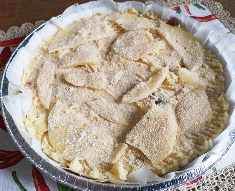 buffet autunnale di antipasti virosac magazine ricetta prima di metterlo in forno