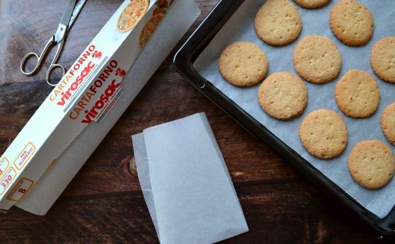 sacchetti porta biscotti carta forno