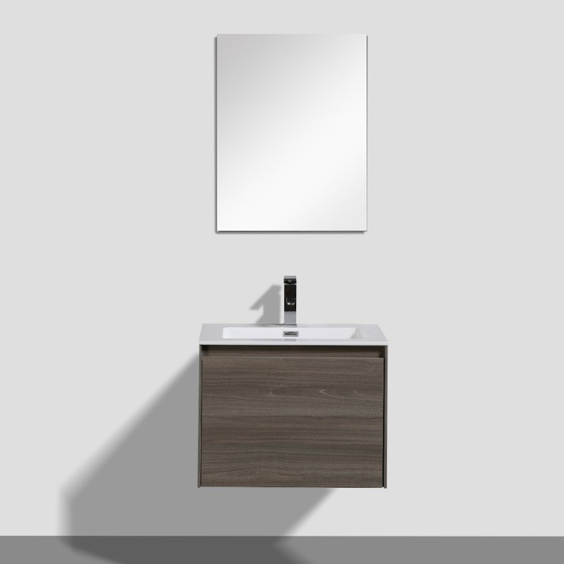 Slik Wall Hung 24 Vanity Wall Mounted Bathroom Vanities Toronto Canada Virta Luxury