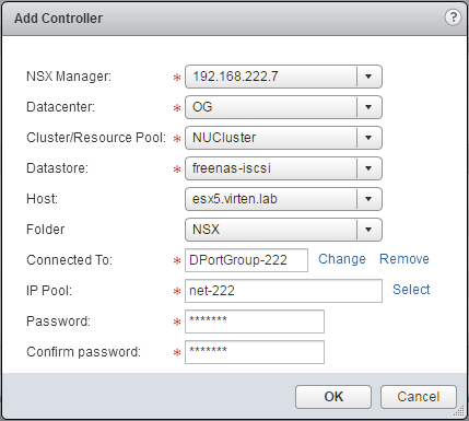 nsx-install-finish-controller-configuration