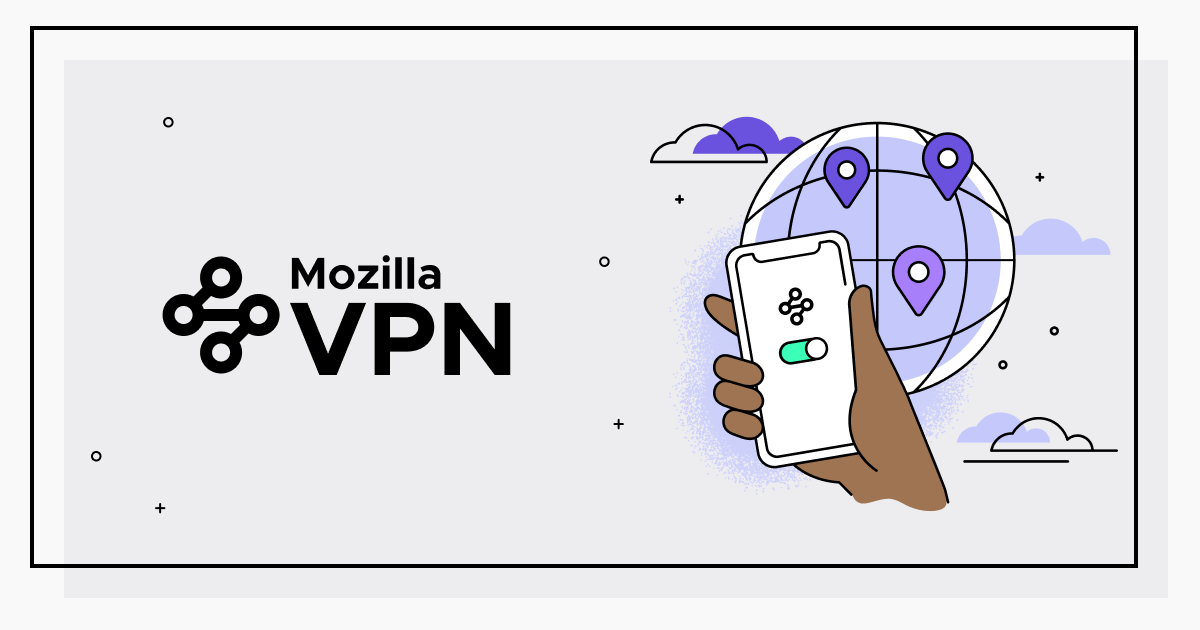 Mozilla VPN now also for Linux and macOS