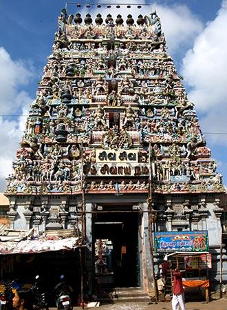 Pondicherry Manakula Vinayagar Temple VIRTOURISTCOM