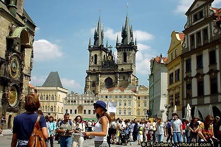 Prague VIRTOURISTCOM