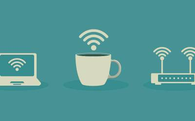 Študija primera: WiFi omrežje v baru z debelimi stenami