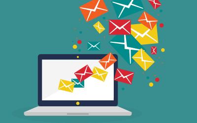 Zakaj nekatera e-pošta prispe z veliko zamudo?