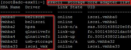 ESXi: How to find HBA/NIC driver/Firmware version-来自沈超飞的IT博客 第6张