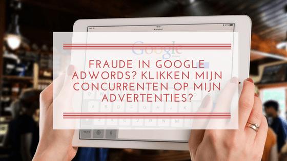 Ongeldige klikken google Adwords