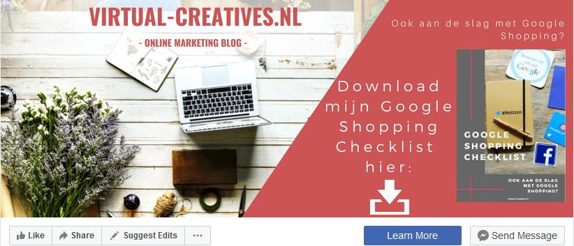 omslagfoto Virtual Creatives