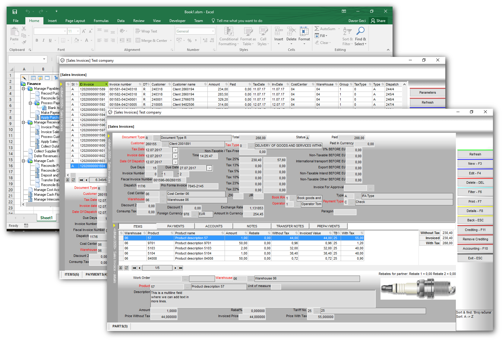Create Stunning Desktop Excel Database Applications In Excel In Minutes