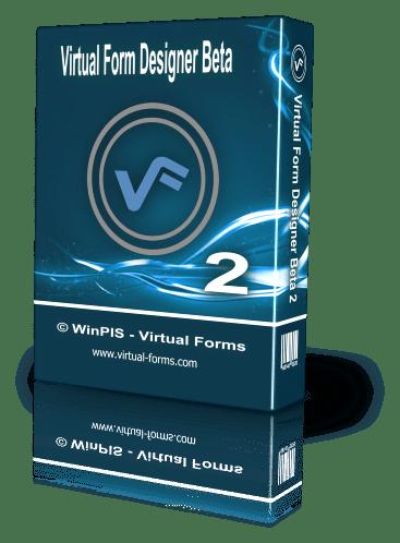 Virtual Forms Designer Beta 2 transparent 600x600