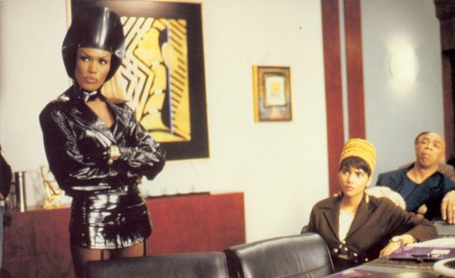 Image result for grace jones from boomerang