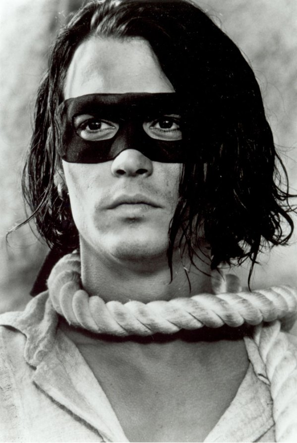 Johnny Depp as Don Juan DeMarco