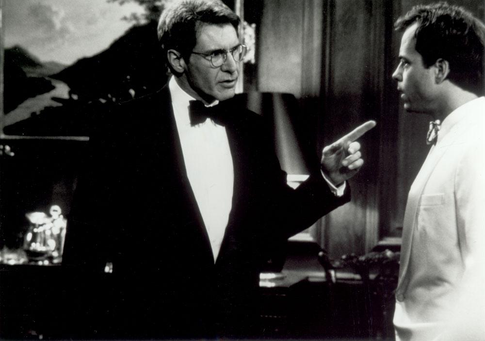 Resultado de imagem para sabrina 1995 movie harrison ford