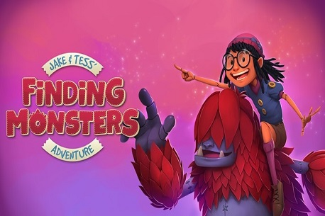 Jake and Tess: Finding Monsters Adventure
