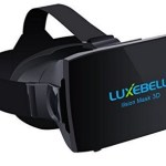 Luxebell VR Glasses (Mobile VR Headset)