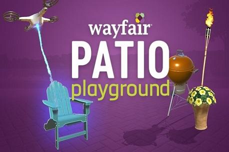 Wayfair Patio Playground (Oculus Rift)
