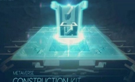 Metaverse Construction Kit (Steam VR)