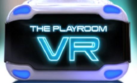 The Playroom VR (PSVR)