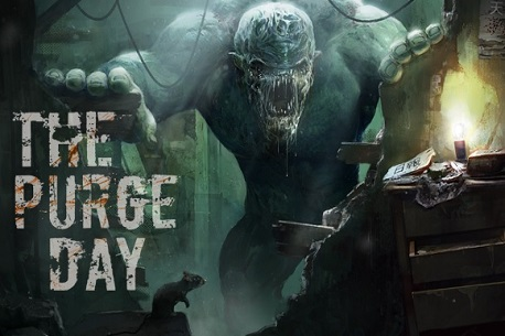 The Purge Day (Oculus Rift)