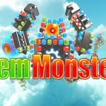 Gem Monster (Oculus Rift)