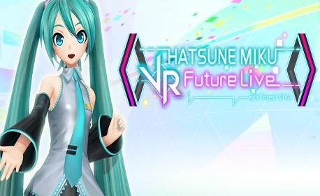 Hatsune Miku: VR Future Live (PSVR)