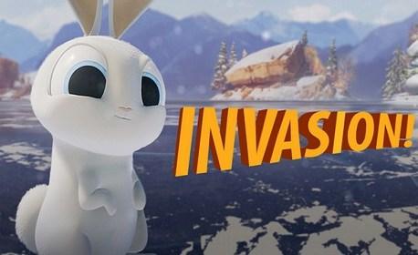 INVASION! (PSVR)