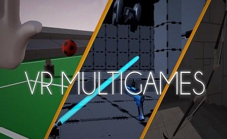 VRMultigames (Oculus Rift)