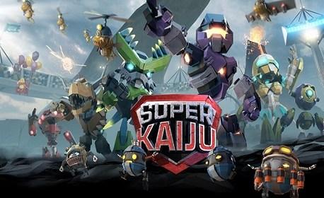 Super Kaiju (Oculus Rift)