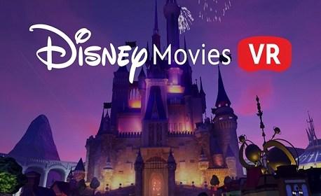 Disney Movies VR (Oculus Rift)
