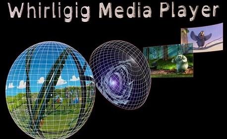 Whirligig Media Player (Oculus Rift)