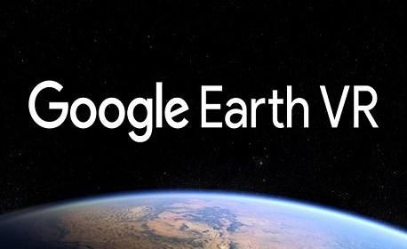Google Earth VR (Oculus Rift)