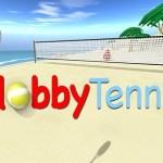 Blobby Tennis (Oculus Rift)