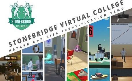 Stonebridge Virtual College Demo (Oculus Rift)