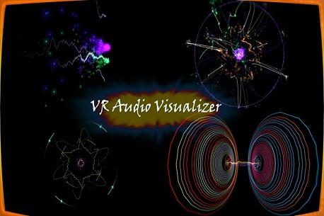 Audio Visualizer (Oculus Rift)