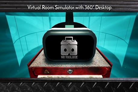 VR Toolbox (Oculus Rift)