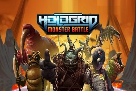 HoloGrid: Monster Battle VR (Gear VR)