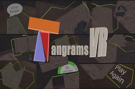 Tangrams VR (Oculus Rift)