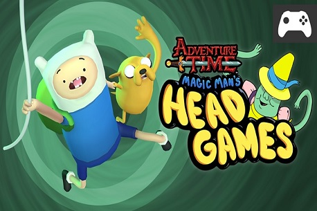 Adventure Time: Magic Man's Head Games (Gear VR)
