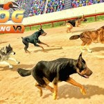 Dog Racing 3D (Gear VR)