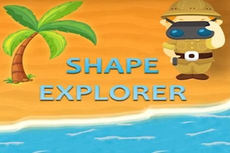Shape Explorer (Google Daydream)
