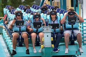 Is Your Rollercoaster Getting Old and a Little Boring? Give It a VR Makeover!