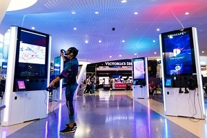 Are You Visiting JFK Airport in New York? Why Not Rest in Their VR Suite!