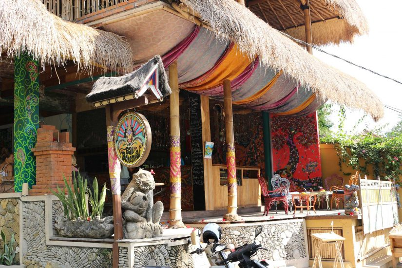 restaurants d'ubud
